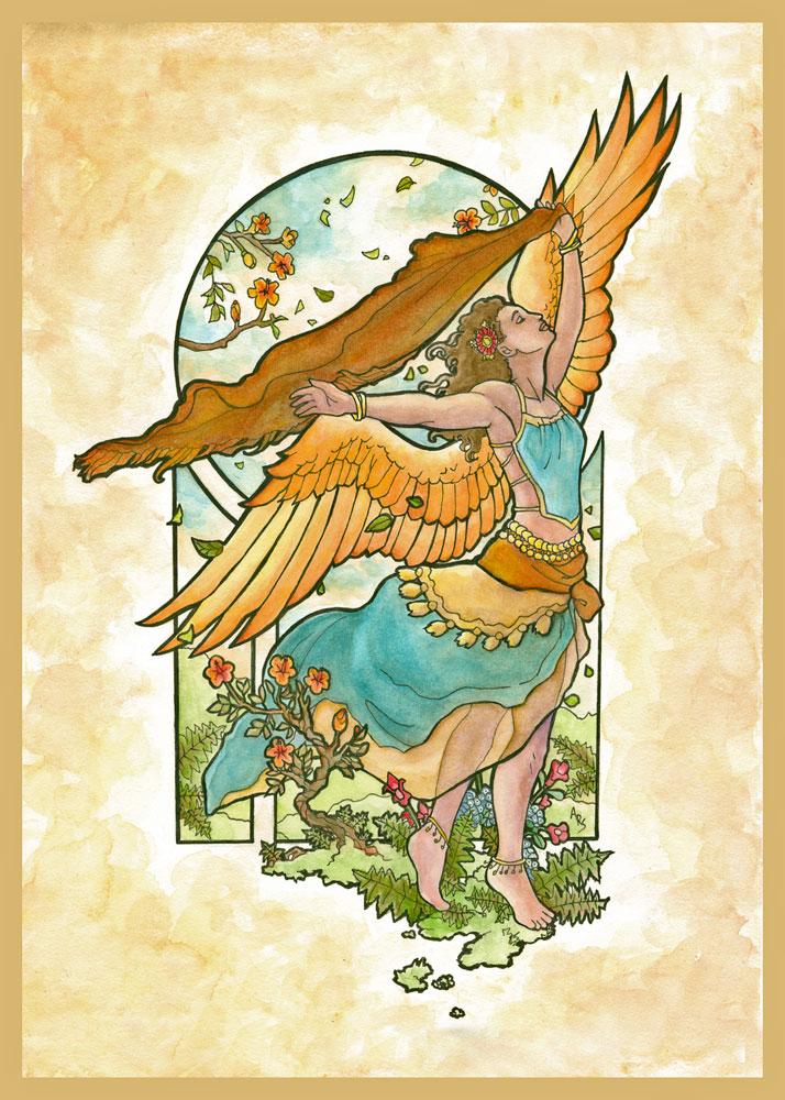 Angel of Summer