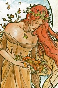 Angel of Autumn