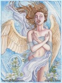 Angel of Purity
