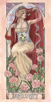 Lady of January