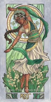Lady of May