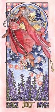 Lady of July