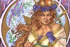 Lady of February