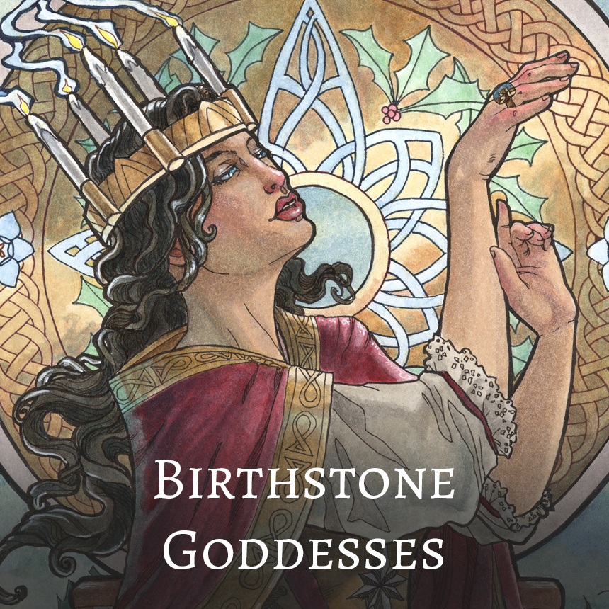 Collections - Birthstone Goddesses