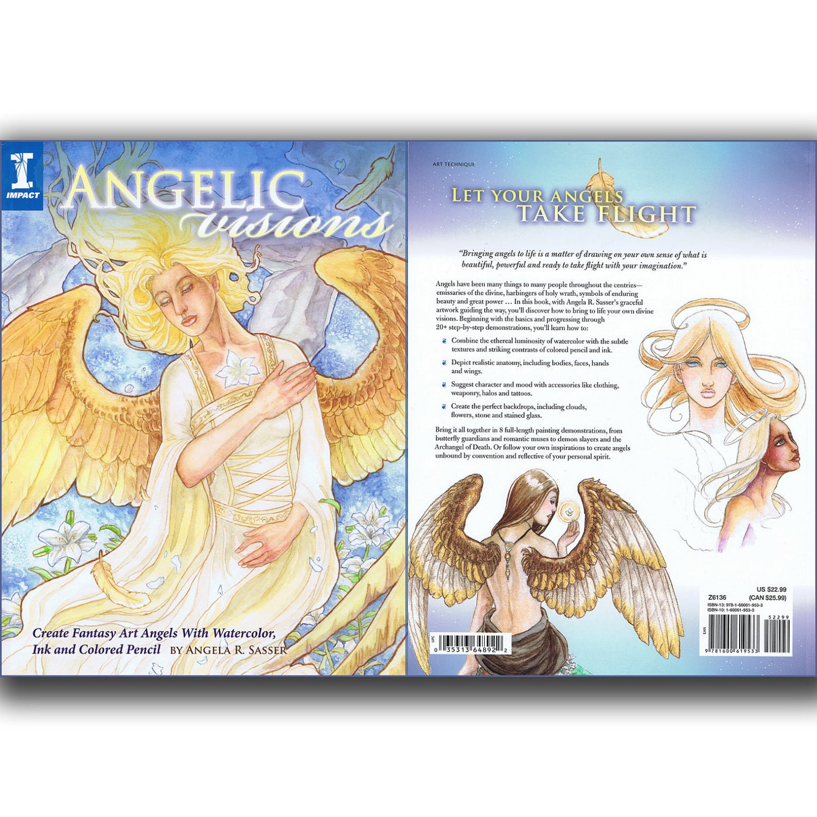 Angelic Visions Book
