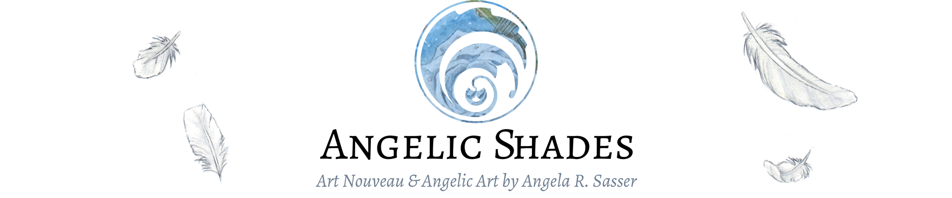 Angelic Shades – Fine Art Paintings by Angela R. Sasser